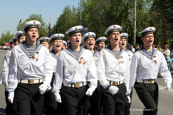 День Победы. Парад в Домодедово (12)