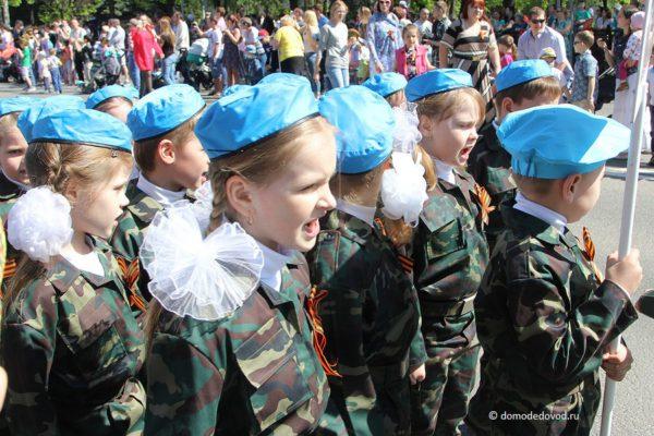 День Победы. Парад в Домодедово (3)