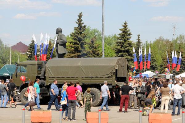 День Победы в Домодедово (18)