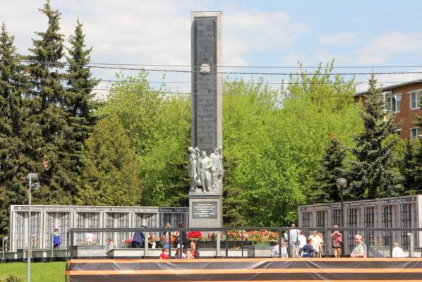 День Победы в Домодедово (1)