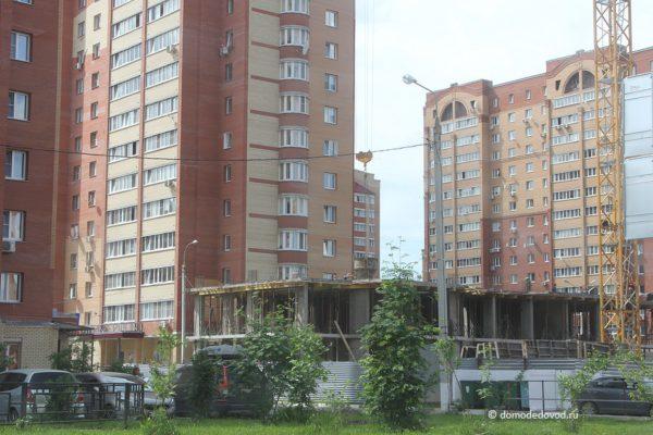 Новостройки «СМР-Строй» в Домодедово. Май 2016