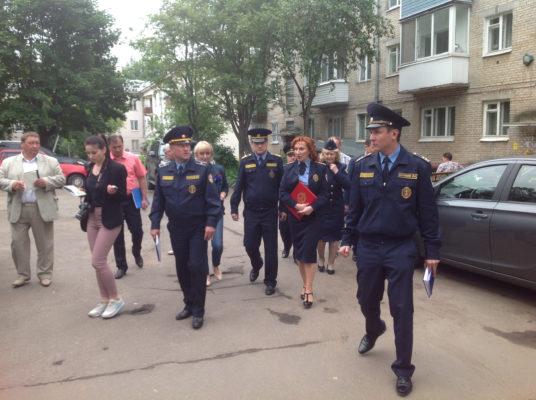 Татьяна Витушева проинспектировала Домодедово