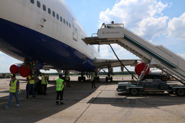 Летняя практика: Домодедово построил три мини-аэропорта для студентов