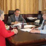 Первое заседание обновленного состава Общественного совета