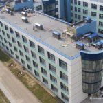 На итоговой проверке Главгосстройнадзора строительство школы в Новом Домодедово
