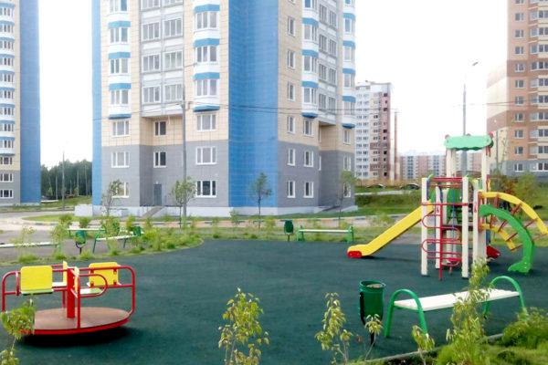 """Еще один дом в ЖК """"Южное Домодедово"""" готов к вводу"""