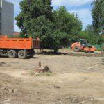 Еще один сквер и памятник чернобыльцам появятся на улице Советской