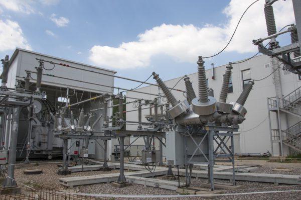 Электроподстанция в Домодедово