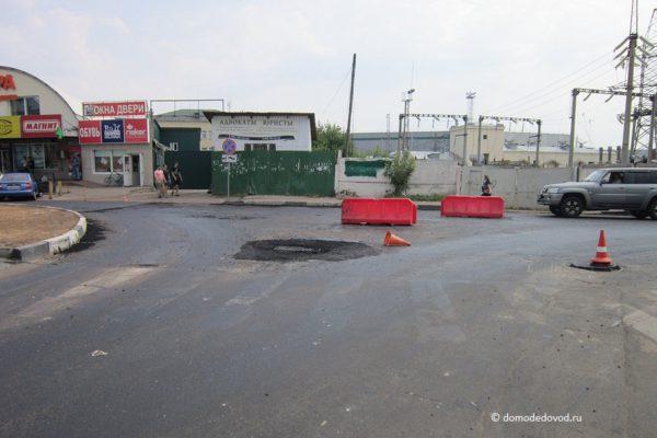 Улица Корнеева в Домодедово