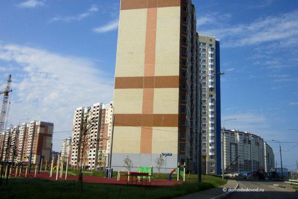 Южное Домодедово. Июль 2016