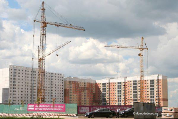 """Школу в ЖК """"Южное Домодедово"""" построят в следующем году"""