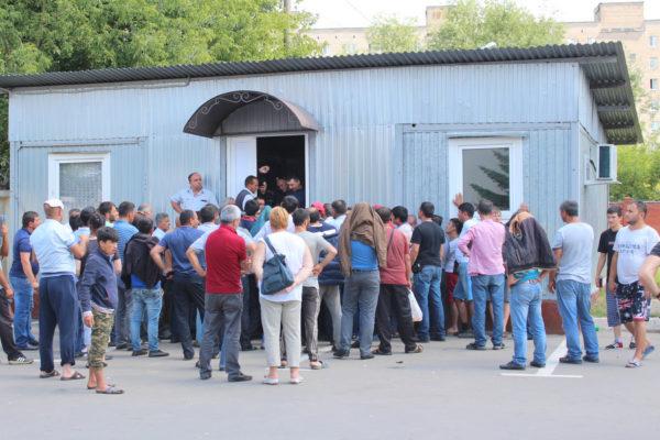 В Домодедово прошла операция «Антикриминал»