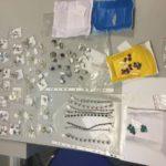 В Домодедово задержали гражданина с ювелирными украшениями на 1,7 млн руб