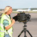 Ретроспоттинг в аэропорту Домодедово
