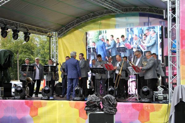 В Домодедово отметили День воздушного флота
