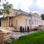 Детский хоспис в усадьбе «Константиново» откроется в конце осени