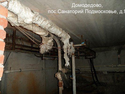 Госжилинспекция выявила неподготовленные к зиме дома