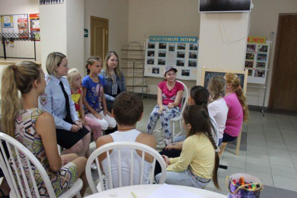 Наркоконтроль провел антинаркотическую профилактическую беседу в Домодедово