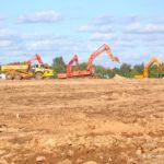 В Южном микрорайоне Домодедово строят ритейл-парк «Ашан»?