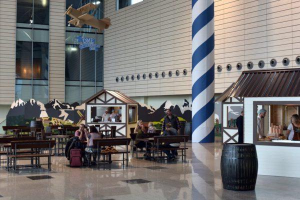 Аэропорт Домодедово приглашает пассажиров на Октоберфест