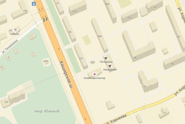 Около КВД в Домодедово появится стоянка