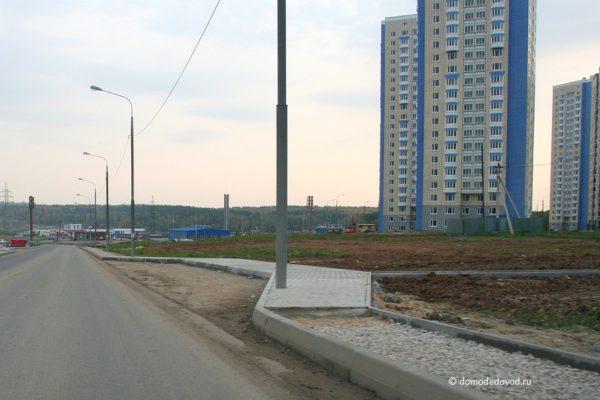 """ЖК """"Южное Домодедово"""". Октябрь 2016"""
