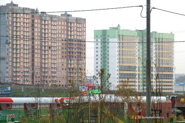 """ЖК """"Город Счастья"""". Октябрь 2016"""