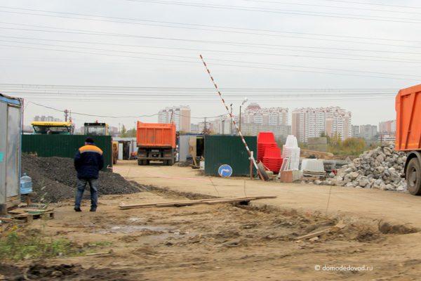 Строительство путепровода — автомобильной дороги от Каширского шоссе до деревни Киселиха в Домодедово