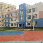 Новую школу в Дружбе сдадут в декабре этого года