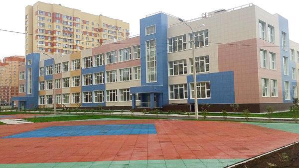 Школа в Дружбе