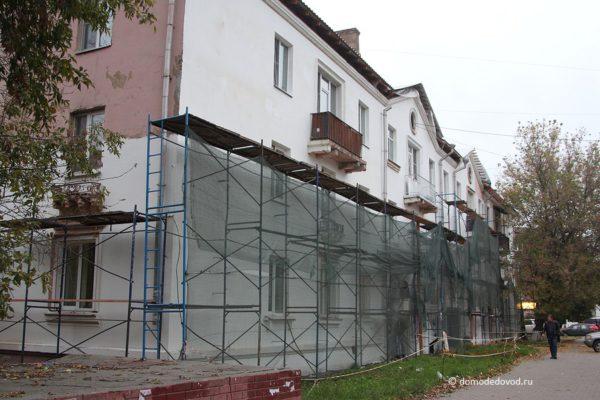 Ремонт домов на улице Советской
