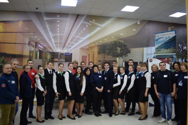 Победа студентов колледжа «Московия» в профессиональном конкурсе