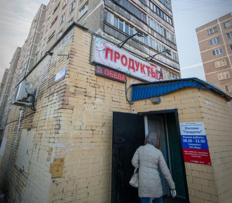 Шум холодильников продуктового магазина не дает спать жительнице Домодедово