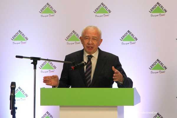 Леонид Павлович Ковалевский. Глава городского округа Домодедово