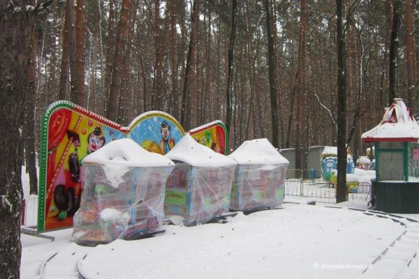 Парк «Ёлочки» зимой (6)