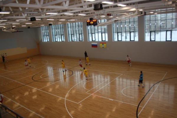 Чемпионат Домодедово по мини-футболу