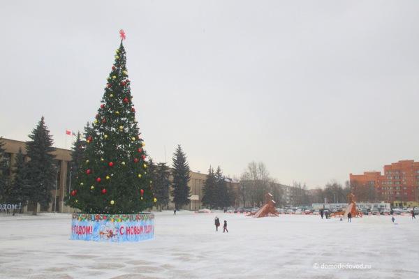 Площадь 30-летия Победы
