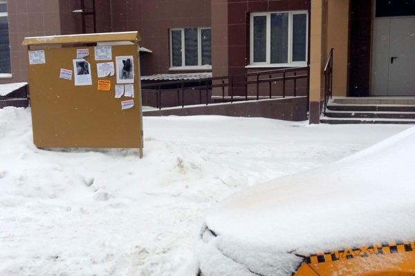 Уборка снега в Домодедово