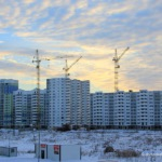 Закат над Южным Домодедово