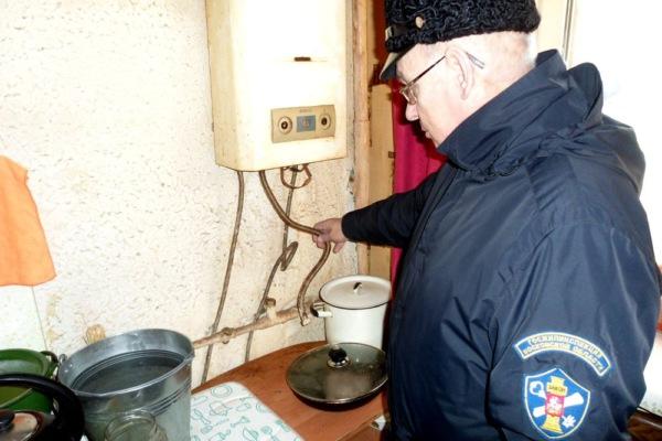 В Домодедово отключено квартирное газовое оборудование, угрожавшее безопасности всего дома