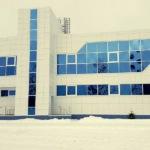 Главгосстройнадзор проверил строительство ледового дворца в Домодедово