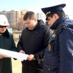 Нарушения чистоты и порядка выявлены на стройплощадке «Южного Домодедово»