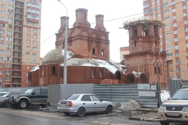 Храм в Дружбе