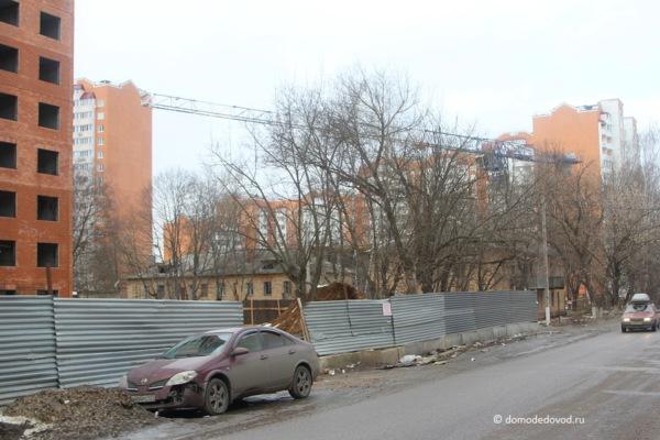Строительство детского сада на улице Энергетиков в Домодедово