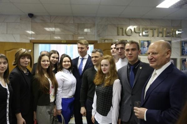А.В. Двойных торжественно вступил в должность Главы г.о. Домодедово
