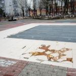 Не фонтан. Зачем изуродовали площадь Гагарина?