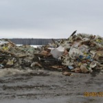 Госадмтехнадзор помог справиться с мусором