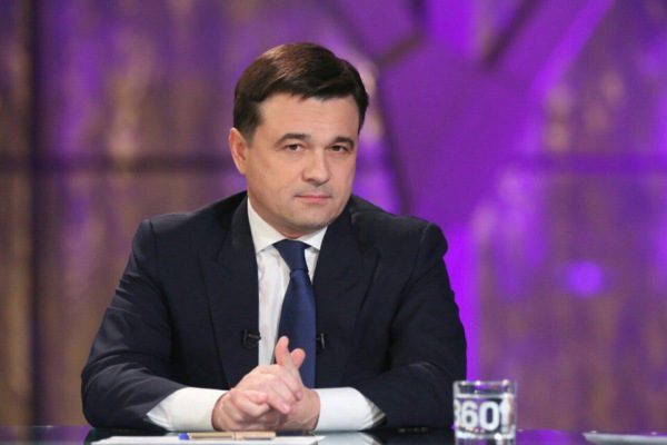 Губернатор Воробьев