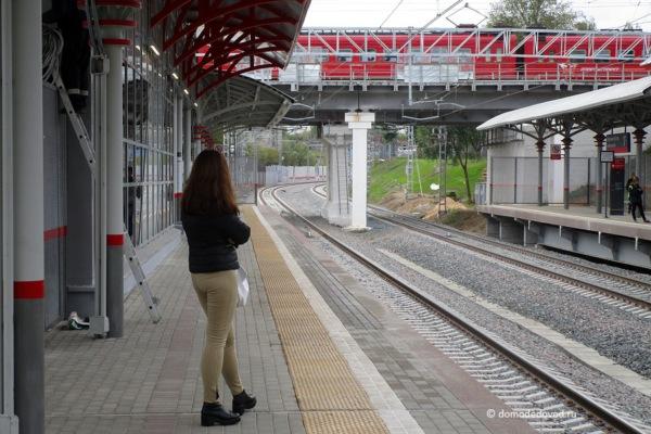 Станция Верхние Котлы