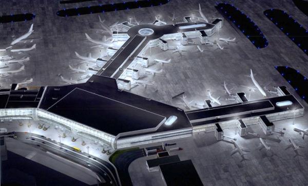 Аэропорт Домодедово получил разрешение на строительство третьего сегмента пассажирского терминала
